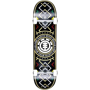 Element Complete Skateboard - Link Seal 8