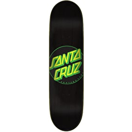 Santa Cruz Classic Dot Skateboard Deck - 8.25