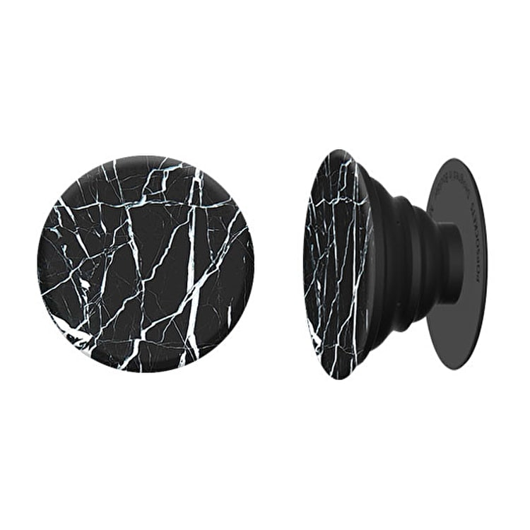 PopSockets Grip - Black Marble
