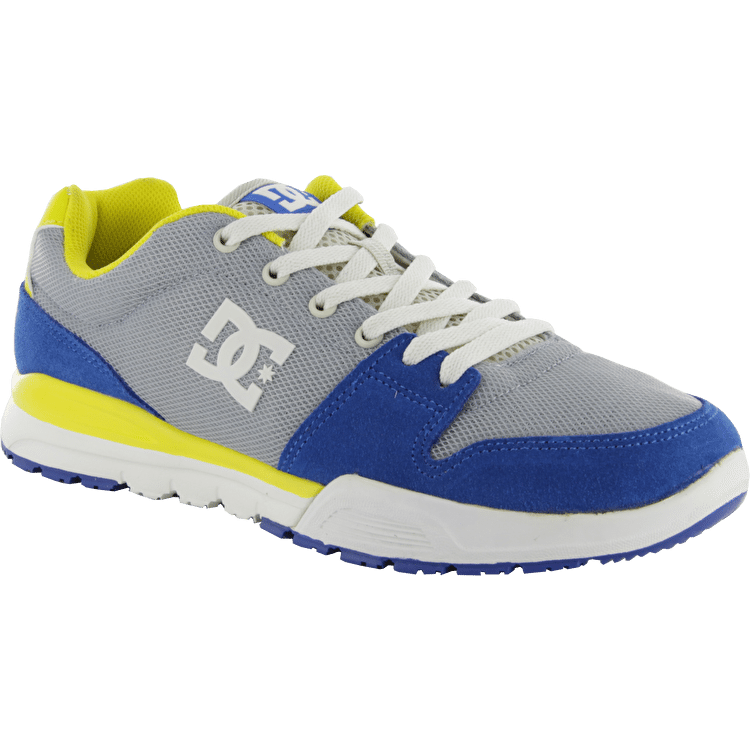 DC Alias Lite Shoes - Blue/Grey