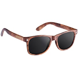 Glassy Sunhaters Leonard Sunglasses - Wood