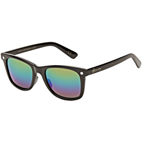 Glassy Sunhaters Mike Mo - Black/Colour Polarised