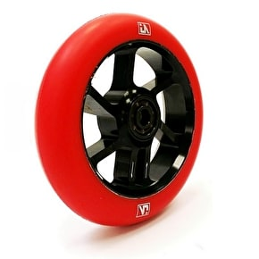 UrbanArtt S7 110mm Wheel - Black/Red