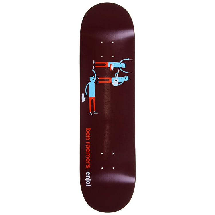 Enjoi x Jim Houser Skateboard Deck - R7 Raemers 8.25""
