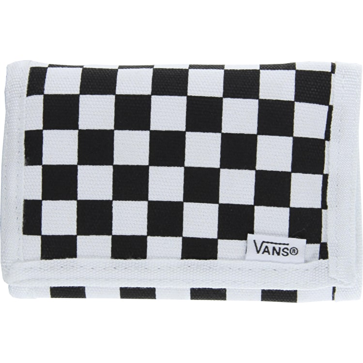 Vans Wallet Slipped - Black/White