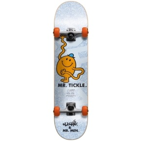 Cliché Kids Skateboard - Mr. Tickle Blue 7