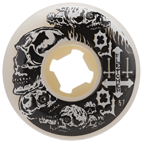 OJ Fletcher Hellfire 101a Skateboard Wheels - 57mm