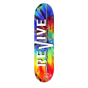ReVive Lifeline Skateboard Deck - Tie Dye