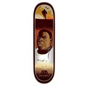 Santa Cruz x Star Wars Episode VII Skateboard Deck - Finn 8.25