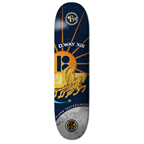 Plan B Skateboard Deck - Exploration Way 8