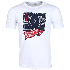 DC Highschool Kids T-Shirt - White