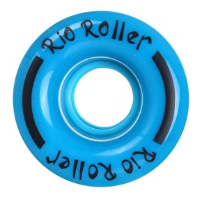 Rio Roller Quad Skate Coaster Wheels - Large 60mm