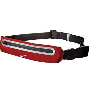 Nike Expandable Running Lean Waistpack- Red