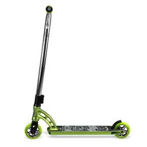 MGP VX6 Team Complete Scooter - Lime/Chrome