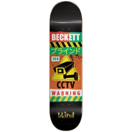 Blind Surveillance Skateboard Deck - Beckett 8.5
