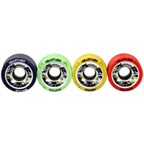 Heartless 59mm Roller Derby Wheels - Creeper 90A (4pk)