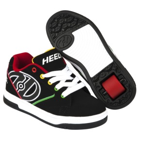 Heelys Motion Plus - Black/Reggae