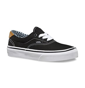 Vans Era 59 Kids Shoes - (6oz Canvas) Black