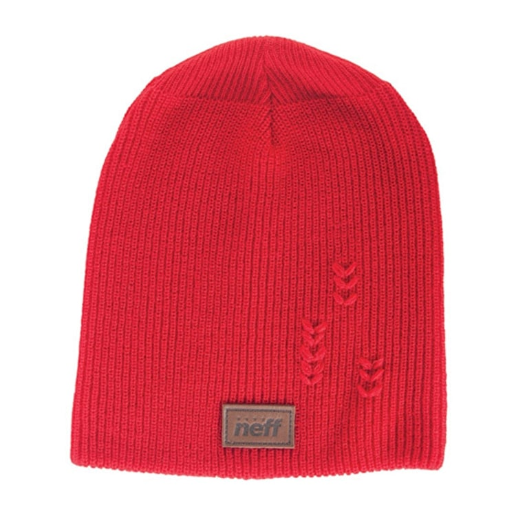 Neff Scratch Beanie - Red