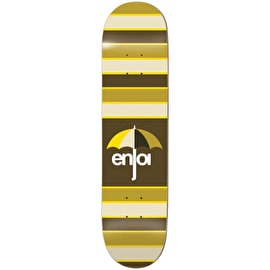 Enjoi Stripes HYB Skateboard Deck