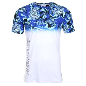 Hype Marble Floral Fade T-Shirt