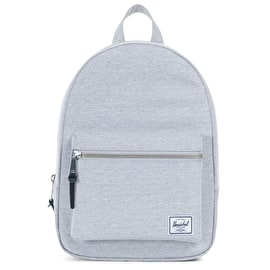 Herschel Grove X-Small Backpack - Light Grey Crosshatch