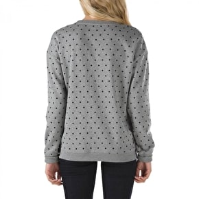 Vans Surveillance Womens Crewneck - Grey Heather