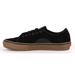 Vans AV Classic Pro Skate Shoes - Black/Gum