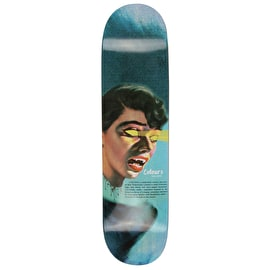 Colours Collectiv Astropire Skateboard Deck 7.8