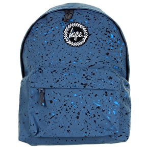 Hype Splat Backpack - Airforce/Black/Navy