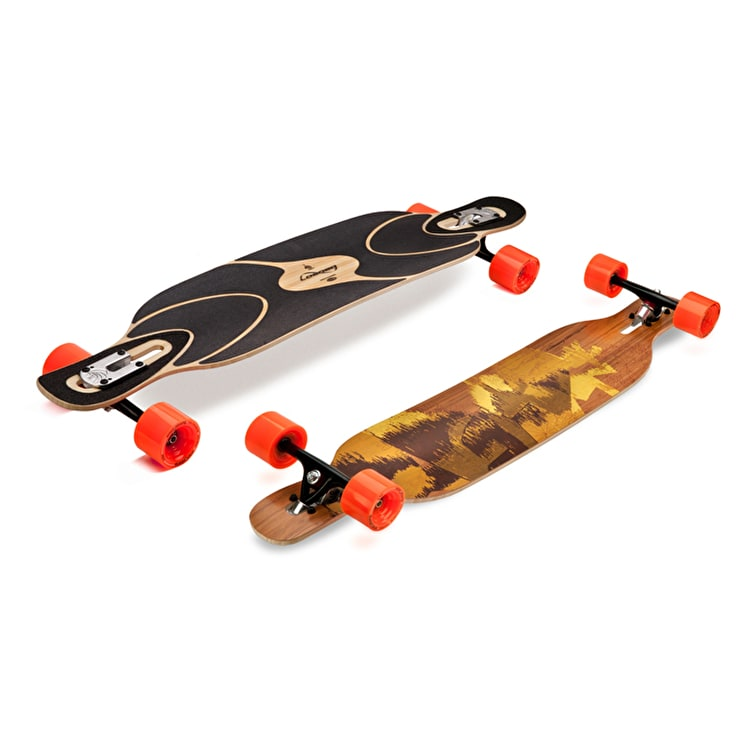Loaded Longboard - Sama