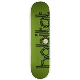 Habitat Ellipse Skateboard Deck 7.75