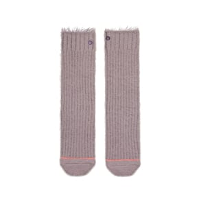 Stance Mega Cosy Womens Socks - Purple