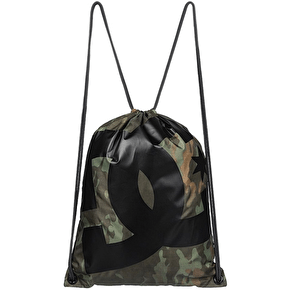 DC Simpski Cinch Drawstring Bag - Camo Lodge