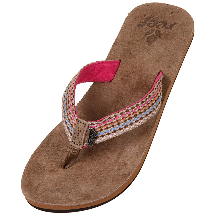 Reef Gypsy Love Sandals - Pink