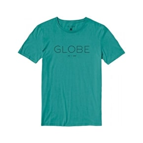 Globe Phase Kids T-Shirt - Aquamarine