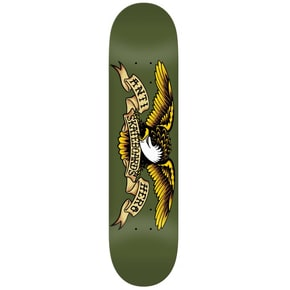 Anti Hero Classic Eagle Skateboard Deck - 8.38