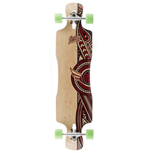 Mindless Wreather II Drop-Through Complete Longboard 41
