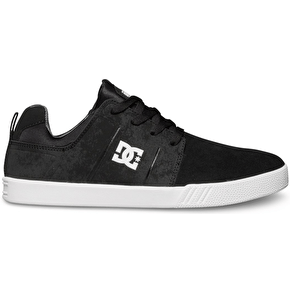 DC Rob Dyrdek Jag Shoes - Black/Grey/Yellow