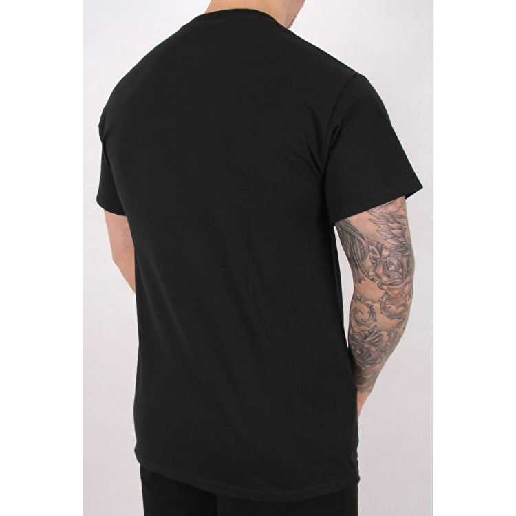 Chrystie OG Logo T shirt - Black