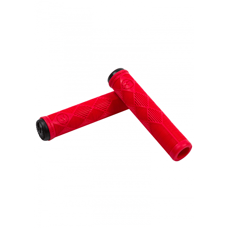 Phoenix Scooter Handlebar Grips - Red