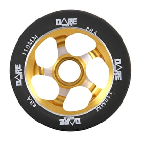Dare Motion Scooter Wheel - Gold 110mm