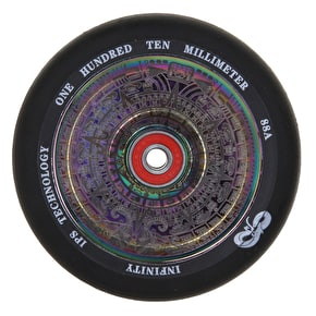 Infinity Mayan 110mm Scooter Wheel - Neochrome