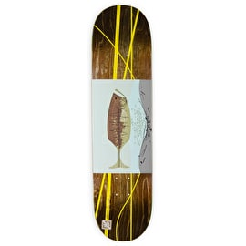 Habitat Harper Familiar Fish Skateboard Deck 8