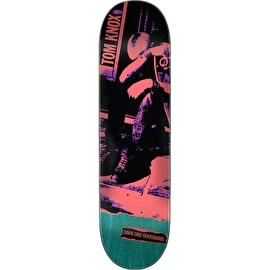 Santa Cruz Knox Punk Pro Skateboard Deck - 8.25