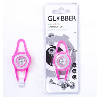 Globber Flash Light LED - Pink