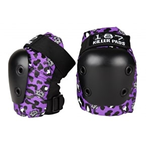 187 Six Pack Junior Pad Set - Staab Purple