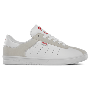 Etnies The Scam Womens Skate Shoes - White