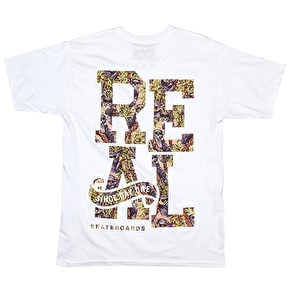 Real T-Shirt - Stacked Koala White