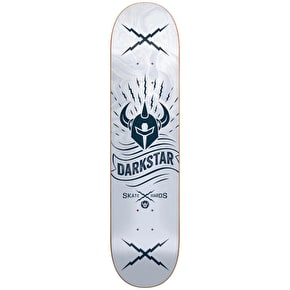 Darkstar Axis Skateboard Deck - Pastel Blue 8.375